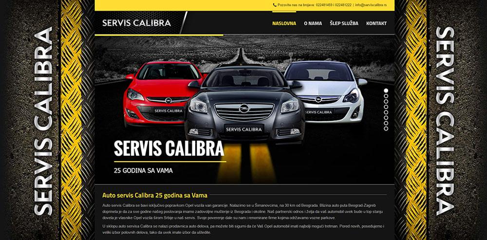 Calibra 1