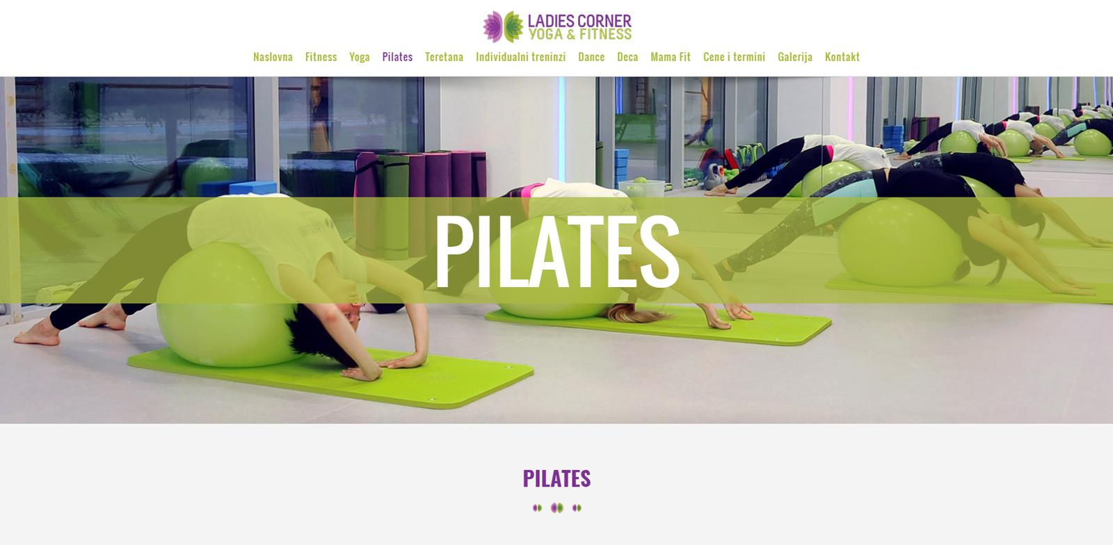 Ladies Corner Fitness & Gym